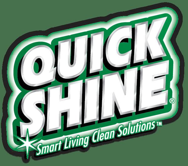 QuickShine logo
